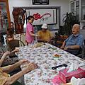天慈護理之家下午茶活動