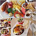 【食‧台北大安】捷運忠孝新生站。上菜囉 Viva la fete法式餐廳 ~來吃法義風味の早午餐