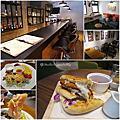 【食‧新北永和】捷運永安市場站。BARKS 咖啡概念館 ~永和咖啡廳│寵物友善│2F有小小遊戲間