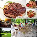 【食‧桃園八德】親子餐廳。康妮莊園 ~有沙坑&草皮 親子同樂大推
