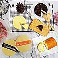 【食‧網購】宅配甜品。LeTAO小樽洋菓子 ~雙層乳酪蛋糕│北海道澤西牛乳生乳捲