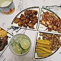 【食‧網購】宅配鹽酥雞。打牙祭台味鹹酥雞 ~冷凍宅配│宵夜下酒菜│炸物熟食
