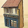 MiniArt房屋塗裝範例