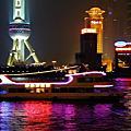 03年上海夜景