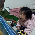 翁小芯10個月