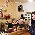 日本岐阜-白川合掌村下午茶