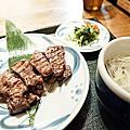 日本東京-吉祥寺旁的ねぎし牛舌店