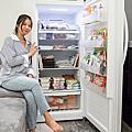 FRIGIDAIRE美國富及第立式冷凍櫃