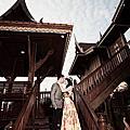 高雄屏東婚紗新風格~泰國南洋風情~