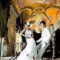 高雄自助婚紗新風格~法式巴洛克風~攝影婚紗~新人推薦