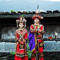 高雄屏東|原住民婚紗|排灣族|魯凱族|傳統服飾