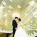 婚紗攝影新風格推薦:美麗蕾絲長紗新世界