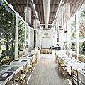 高雄婚紗景點:愛河玻璃屋餐廳