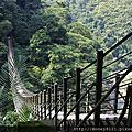 梯子吊橋(竹山天梯)