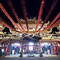 2014.1.23夜騎至龍潭南天宮