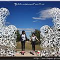 {UK}。Yorkshire sculpture park。2011