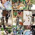 【台北。中正】國立臺灣博物館 來Say菜市場 小朋友學習採購認識蔬果食材體驗展