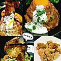 【台北。萬華】西門町 山丼 玫瑰和牛丼 炭燒豚肉丼 台式丼飯味