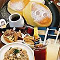 【新北市。板橋】Matter Cafe早午餐 少女乾燥花。雲朵佈置 超美味舒芙蕾鬆餅