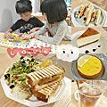 【新北市。板橋】嗑饈CAFE SHOP 巷內小清新早午餐