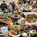 【宜蘭。礁溪】武暖新中式無菜單料理 料多實在 宴客家聚好選擇