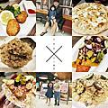 【新北市。中和】環球購物中心4樓 貝里尼B.P.P義式餐廳
