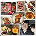 【台北。中山】老乾杯(大直店)豪牛雙人套餐 來場美食饗宴