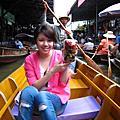 泰國Day2-丹能莎朵水上市場