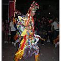 己丑年 台中大里中都元帥殿南部進香回駕繞境(2009.11.01)