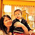 980128大毛慶生-天母莎諾餐廳