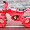法拉利滑步車