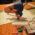 動態紙模型