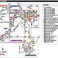 關西地鐵圖