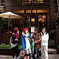2009/11/21 亮的生日小聚@二條通咖啡館