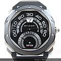 【MOTAFISH】BVLGARI 寶格麗 Gerald Genta Octo Bi-Retro 101831 雙逆跳腕錶 盒單齊全 錶況如新 2018年7月更換原廠全新