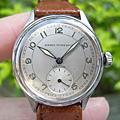 GIRARD PERREGAUX 芝柏 SEA HAWK 海鷹 1950 不鏽鋼 小三針腕錶