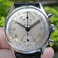 Breitling 百年靈 1950年 手上鍊計時腕錶 Venus Cal.170機芯