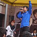 2010.2.7霸佔街頭狂唱會-台北篇