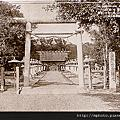 【攝影景點】台中公園 台中神社遺址 更樓