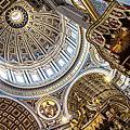『蜜月旅行』加利利 義大利11日 羅馬(Roma) 梵諦崗(Vaticano)導覽(三) 聖彼得大教堂