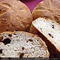 酒釀果乾麵包