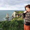 婚前蜜月之旅 DAY4 法國:象鼻海岸