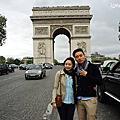婚前蜜月之旅 DAY5-巴黎市區