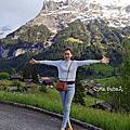 婚前蜜月之旅 DAY13-瑞士格林德瓦 Grindelwal