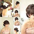 Brilliant Bride~~乖乖試妝