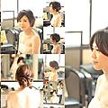 Brilliant bride~~蘇小妹試妝