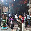 台中萬春宮,柳原教會。