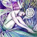 天使、女神、精靈