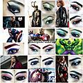 avengers inspired makeup 復仇者聯盟