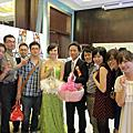 20110910第一個大學同學好友結婚~